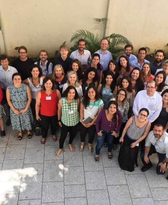 """AGEP-Workshop """"Challenges of Urbanization"""" in Rio de Janeiro"""