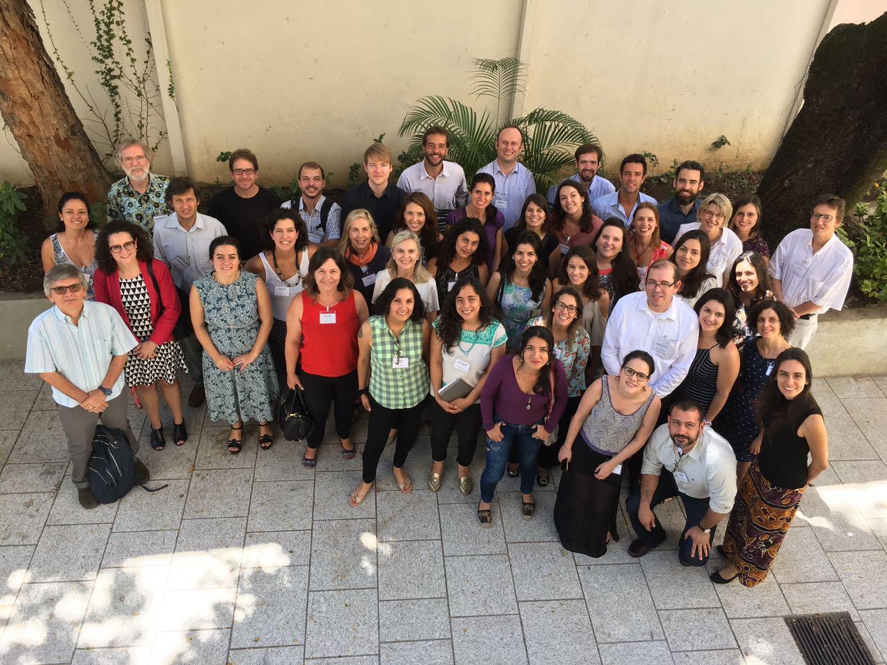 "Report on AGEP Workshop ""Challenges of Urbanization"""