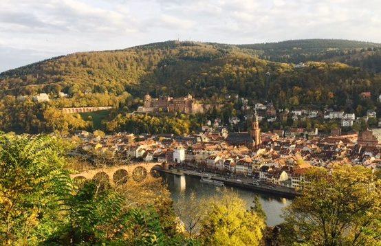 Semi-annual AGEP Meeting in Heidelberg