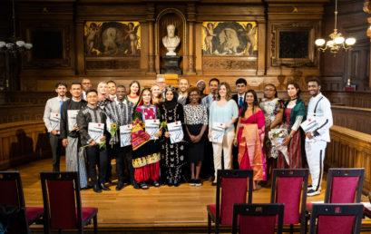 Heidelberg congratulates its MSc International Health 2018/2019 graduates