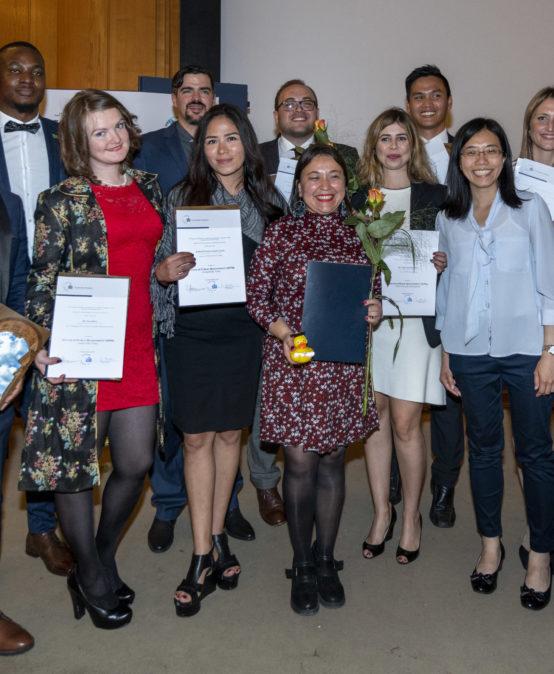 MPM Potsdam celebrates the recent graduates