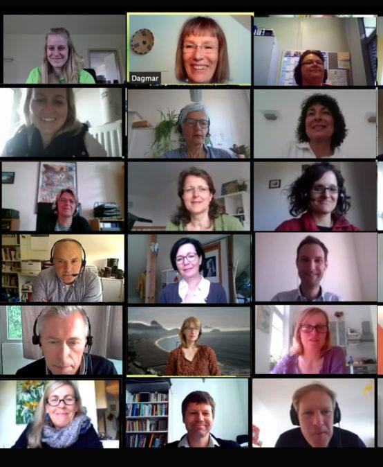 AGEP meeting of study program coordinators – Online