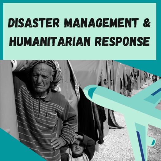Disaster Management & Humanitarian Response
