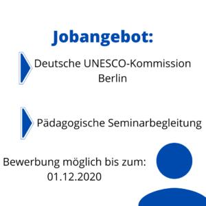 Stellenausschreibung / Job Offer (Description in German language)