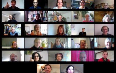AGEP online autumn meeting of study program coordinators