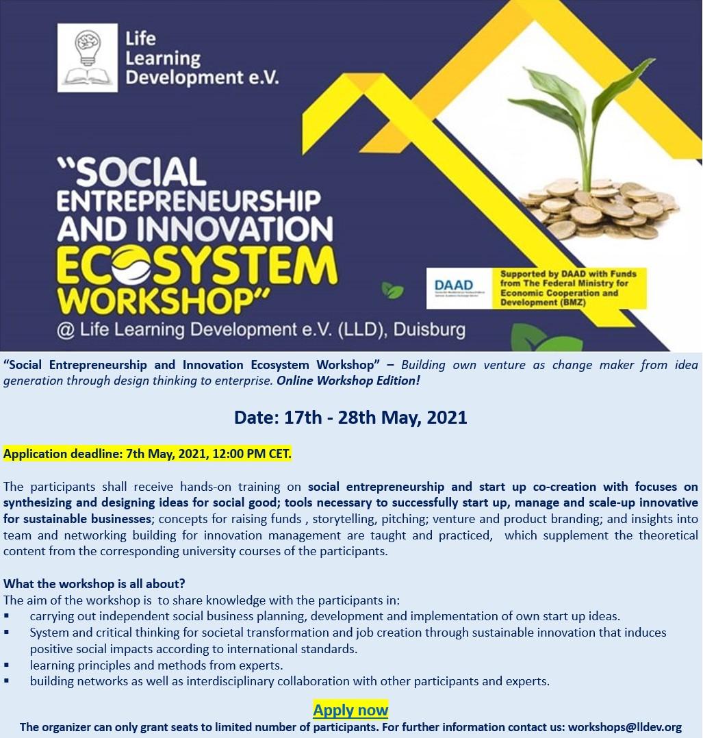 Poster_LLDeV_SE workshop 2021edition_1