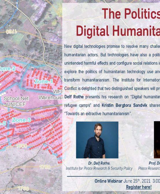 The Politics of Digital Humanitarianism
